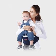 SUNVENO New Design Kangaroo Hipseat Carrier Infant Baby Carrier seat Kids Infant Hip Seat Carrier for Carring Baby Home Shopping