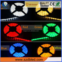 manufacture Ultra bright waterproof 150 leds 300 leds 5050 ul listed led strip