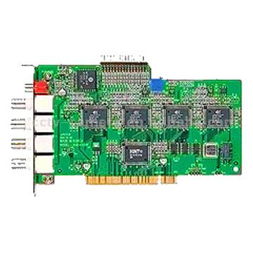 PC Based DVR Card (16-Channel)
