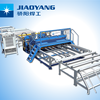 storage cage and pallet mesh welding line(semil-auto type) steel grating panel welding machine open hot sexy girl video