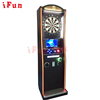 Hot Selling Indoor Sport Dart Club Forever 2 Coin Operated Electronic Online Soft Darts Board Video Game Machine For Sale