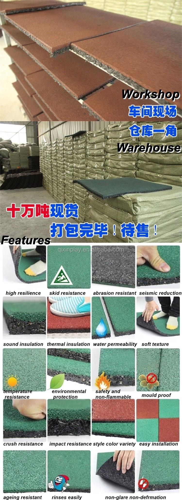 Rubber floor mats workshop - Gym Rubber Floor Mat Industrial Rubber Floor Mat Kindergarten Floor Mats