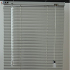 Durable Aluminum Rail Venetian Blinds Horizontal Aluminum Venetian Blind