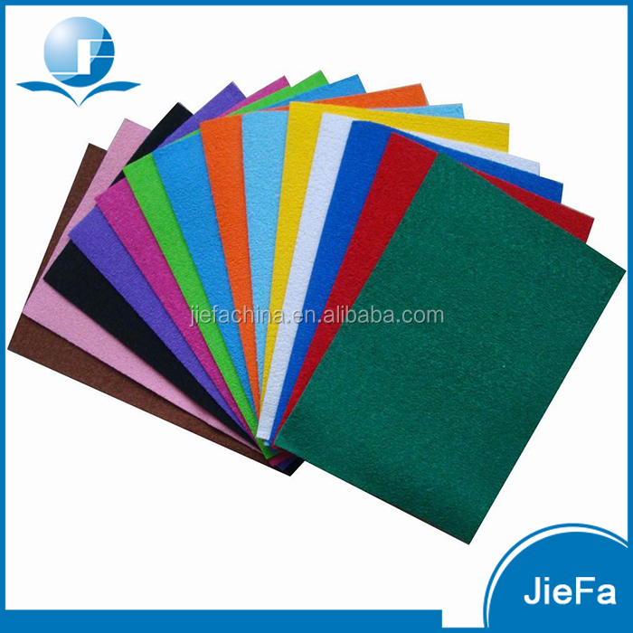 Factory price colorful EVA foam