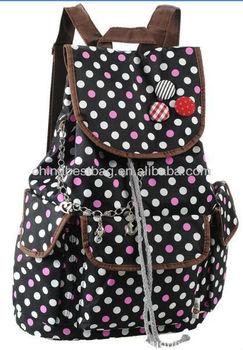 Durable Trendy School Backpack Cute Backpacks For College Girls ...