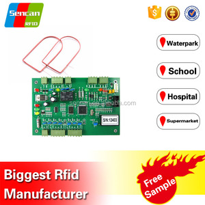Support EM4200/TK4100 Card RFID 125Khz EM Reader Module With Wiegand/RS232/TTL Interface