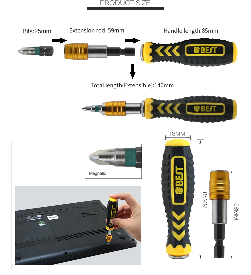 precision multi-function screwdriver set maintenance of mobile phones small computer disassemble hand tools set