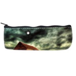 Cabin Art Cosmetic Makeup Storage Bag Pen Pencil Pouch