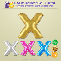 Good Quality Foil Balloon Letter for Party Decoration