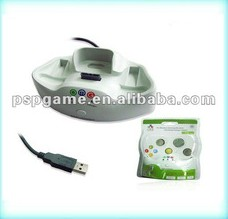PC Wireless Gaming Receiver + Docking Charger station