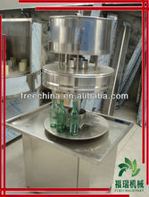 beer bottle filling machine/bottled carbonated beverage beer/semi automatic beer bottling machine