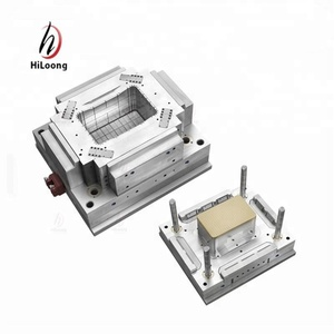 Quality Plastic Injection Tooling Crate Mould Production Company
