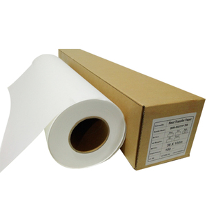 Factory Wholesale Price Roll Size Heat Transfer Textile Printing Dye Sublimation Paper