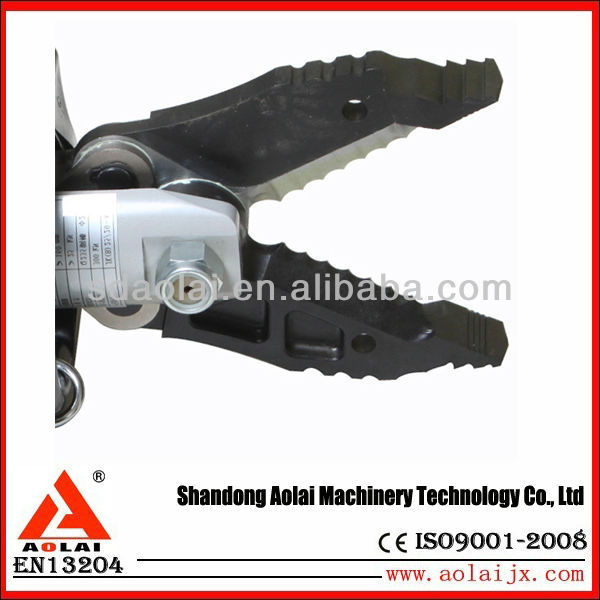 easily carried Hand operated Hydraulic spreader cutter combi tool