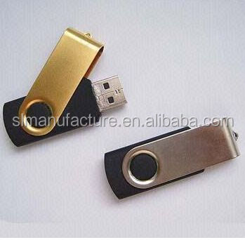 promotional gift retractable usb memory stick