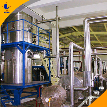 QIE brand sunflower oil refinery in turkey for cooking edible oil by Alibaba golden supplier