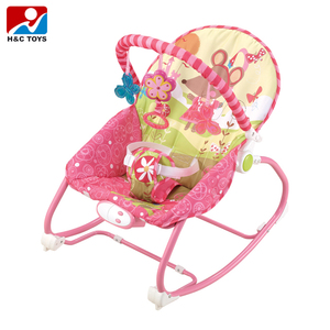 Infant to Toddler baby chair music baby rocker for wholesale HC394290