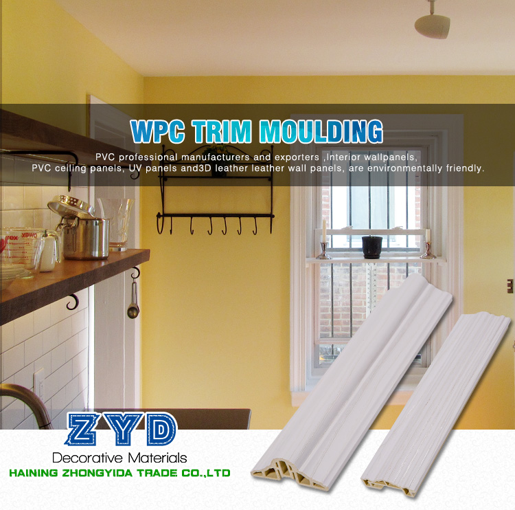 High Quality Cornice Door Frame Line Decorative Wood Moulding - Buy ...
