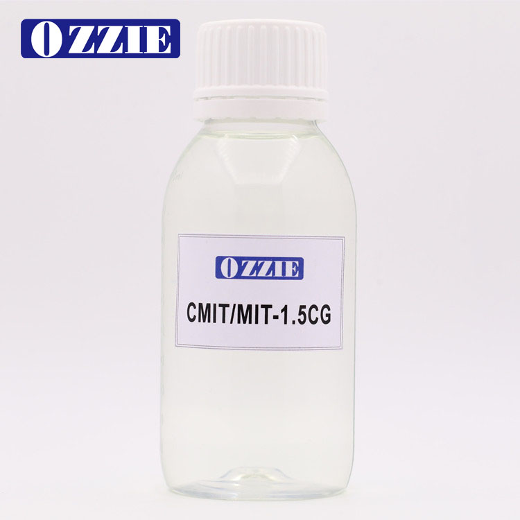 excellent Cosmetic Raw Material 1.5cg isothiazolinone preservative
