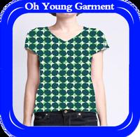 Shortsleeved tshirt for ladies,slim fit tshirt for sports women tshirt printing with your good idea