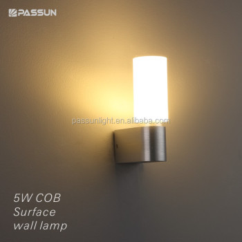 Modern Round & Square Led Wall Light Indoor Led Wall Light - Buy ...