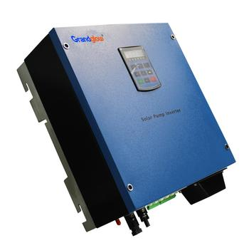 REAL MPPT 4KW TRIPLE PHASE 380VAC MPPT SOLAR WATER PUMP INVERTER