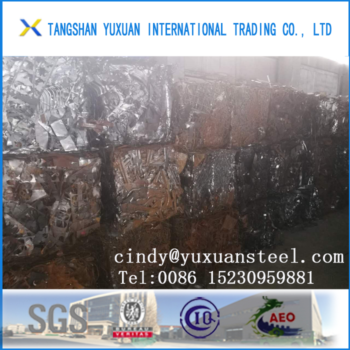 Low Price Iron and or Steel Cutting Edges Scrap