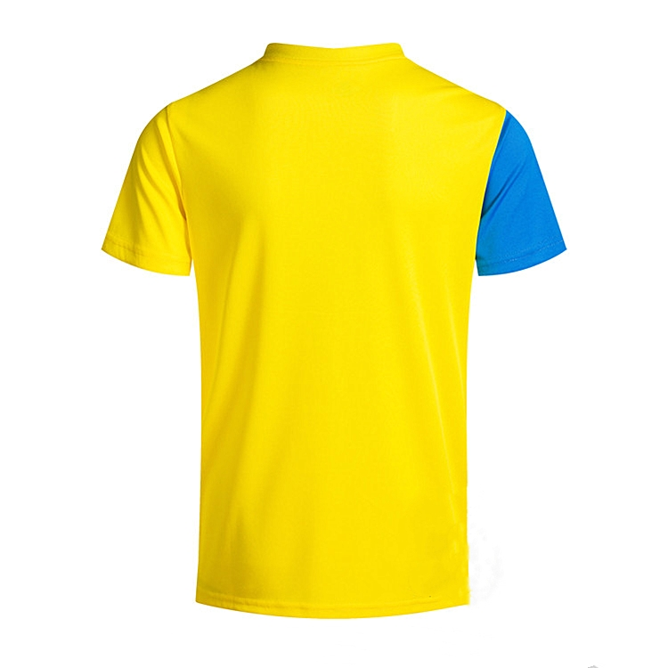 Wholesale high quality custom badminton sports jersey dry fit jersey