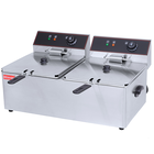 New Automatic henny penny Type Electric chicken pressure Industrial Deep Fryer Machine Gas