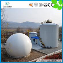 Veniceton international Soft Dome Model for Biogas Digester Design for Sewage Treatment for Hotel