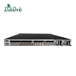 Highest quality Cam card 8Tuners IPTV IRD,dvb s to ip multplexer of digital video headend,dvb to ip gateway of iptv headend