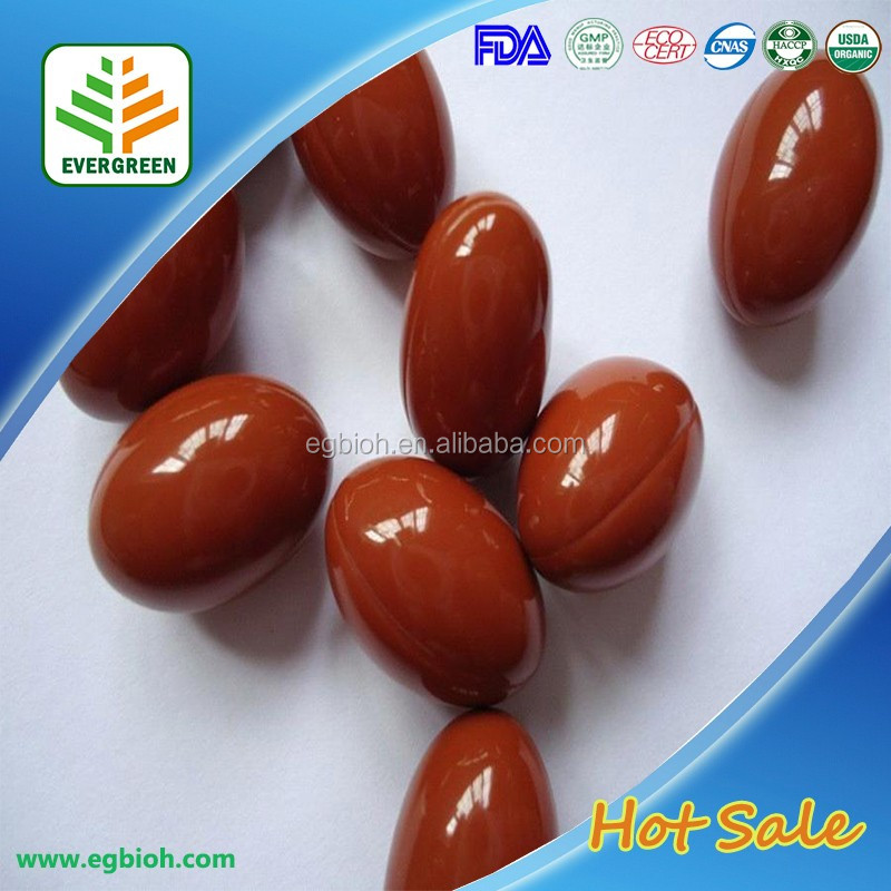 OEM Health Foods Natural Maca Root Extract Softgel