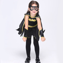 Set Batman Baby Girls font b Fancy b font font b Dress b font Superhero Faux