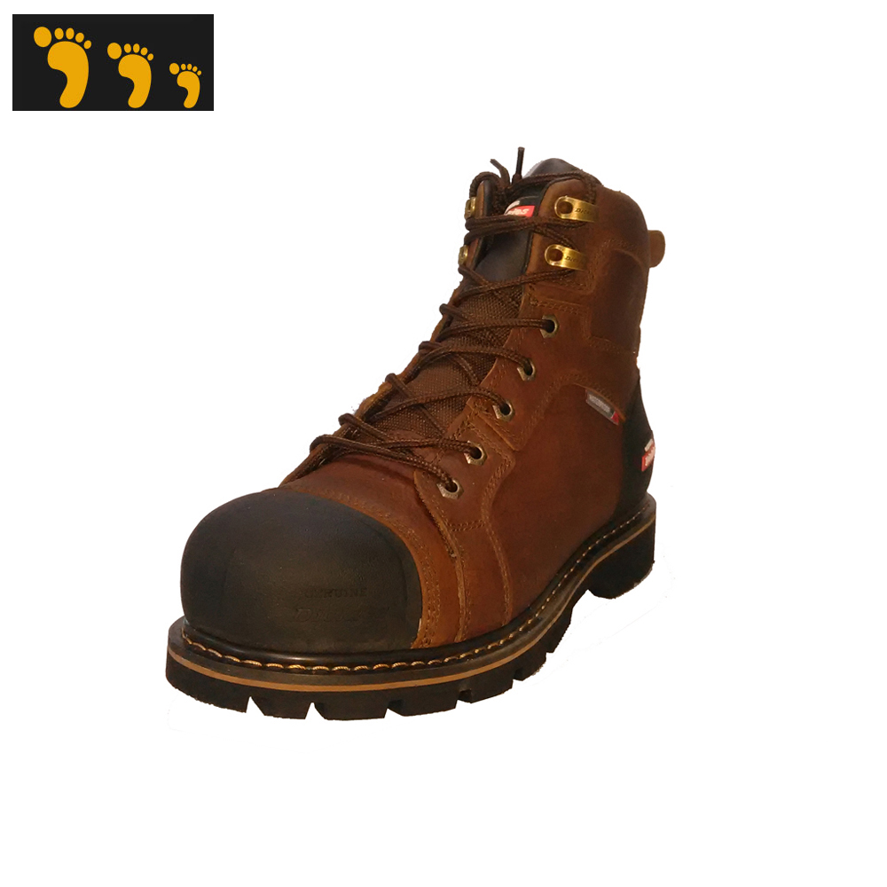 anti- impact leather upper safety shoes buyer price
