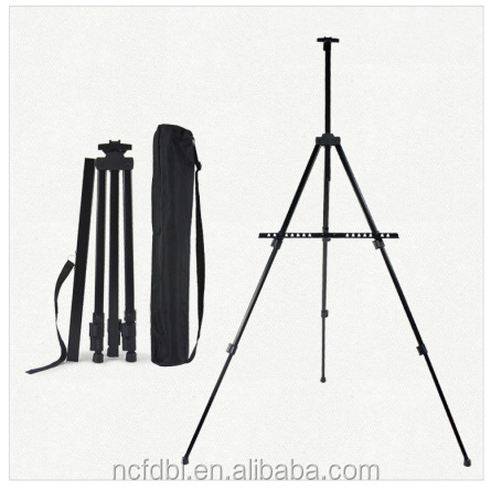 Top Quality Art Aluminum Studio Easel for Watercolor Artist Easels