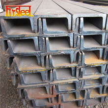 China suppliers Q235 section steel u channel fence posts