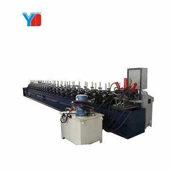 Cheap Price Passed CE and ISO Rack Beam Panel Roll Forming Making Machine Factory Supplier