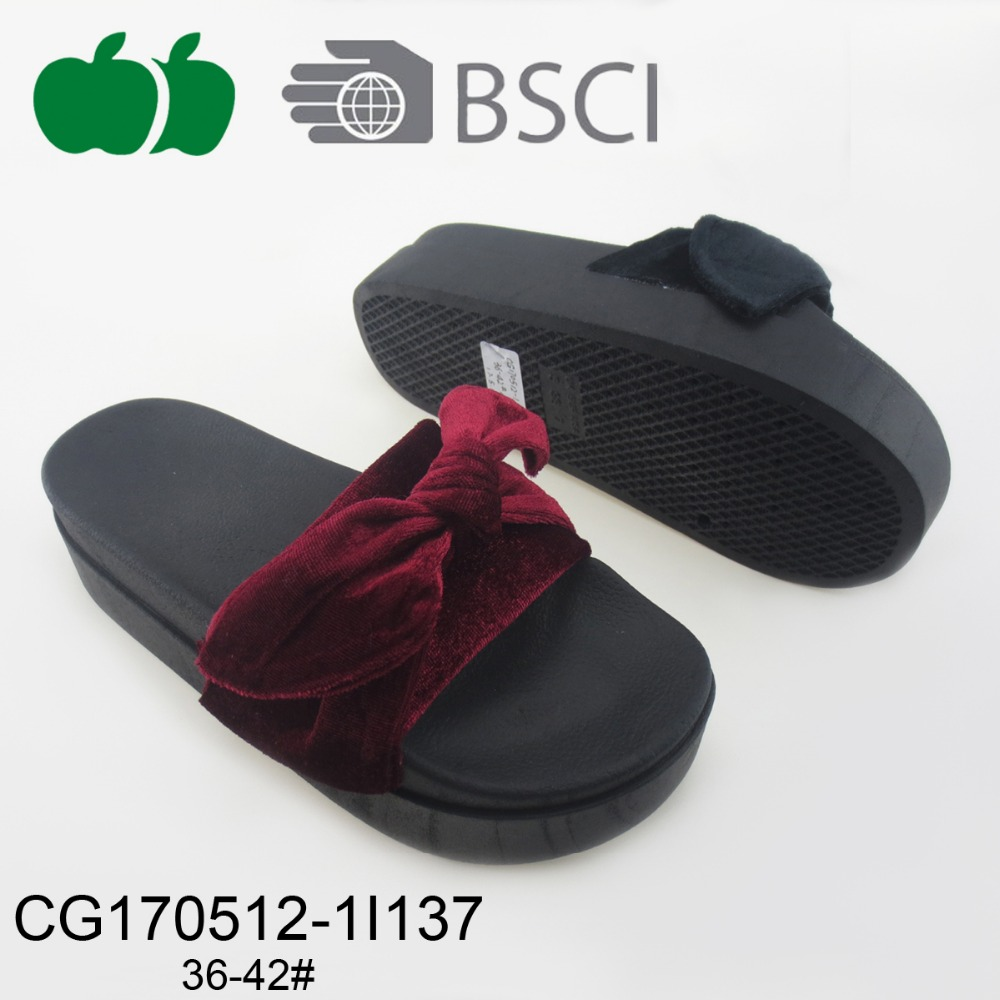 Sexy summer new fashion ladies soft sole slippers