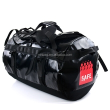 70L Waterproof Duffel Bag with Backpack Function