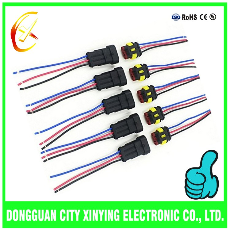 HTB1LCQPQVXXXXayXFXXq6xXFXXXZ 3 pin amp superseal car electrical male female connector plug wire I O Connector Pin at panicattacktreatment.co