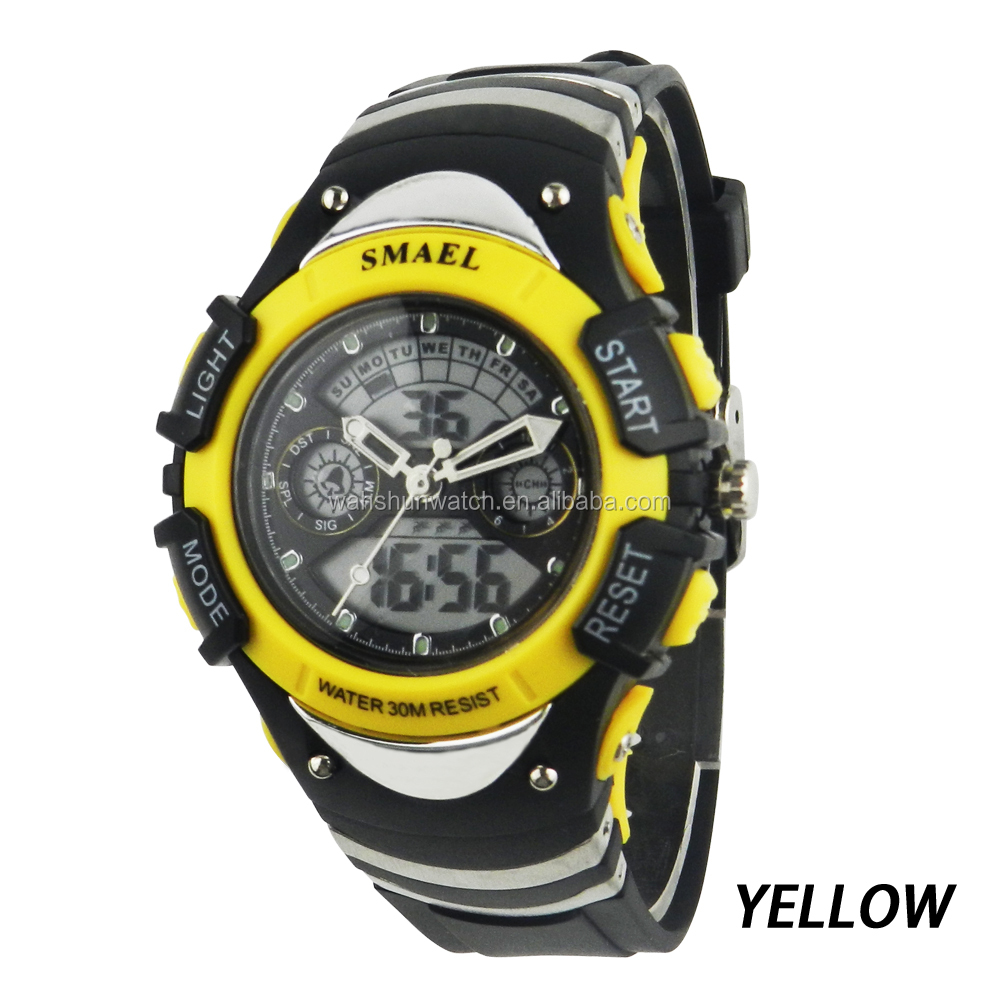 alarm and chronograph analog digital wrist watch sale on line