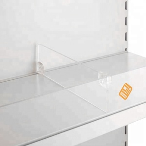 Clear Acrylic Shelf Divider Supplieranufacturers At Alibaba