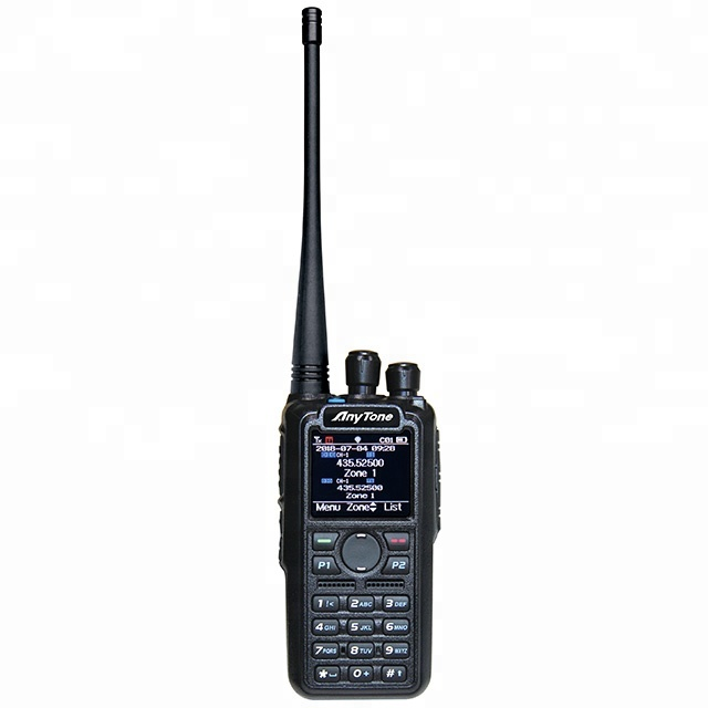 Anytone AT-D878UV DMR bi-bande radio bidirectionnelle avec GPS
