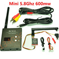 Boscam 5.8GHz 2000mw 5.8G 2W 8 Channel Wireless Audio Video Transmitter Sender