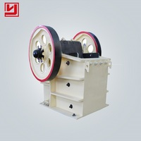 Electricity Saving Device Small Mini Hard Stone Jaw Crusher Pulverizer crushing Machine With Good Price
