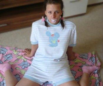 Adult diaper lover