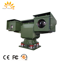 Military vehicle mounted ptz infrared thermal imager camera