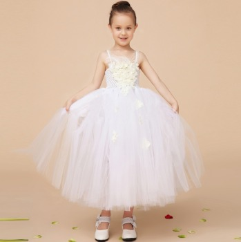d78947f4a221 Child Long Frocks for Baby Girls Party Wear Dance Costumes for Teenage  Flower Girls