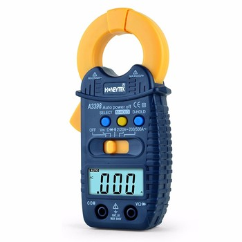 A3398 Digital LCD Multimeter Meter Current AC/DC Voltage Resistance  Capacitance Frequency Temperature Tester Detection, View Digital LCD  Multimeter,