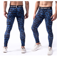 New Pattern Sublimation Printing Workout Pants Basketball Gym Pants Quick Dry Compression Leggings